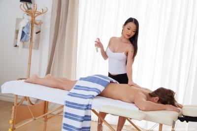 Sensual asian seduction