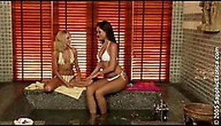 Bathtub Seduction screenshot #1