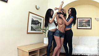 Lapping Trio screenshot #2
