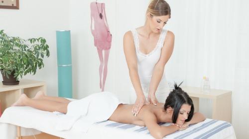 Sapphic massage