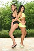 Audrie & Lia pic #1