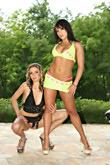 Audrie & Lia pic #2