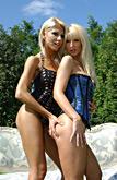 Clara G & Jasmin pic #2
