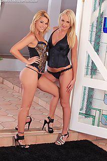 Lingerie Duo pic #1