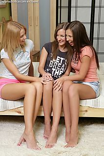 Playful Trio pic #2