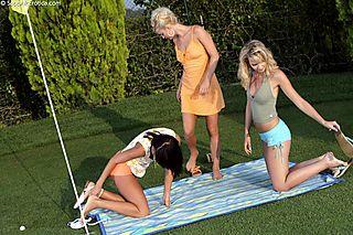Orgasmic Golfers pic #3