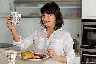 Sapphic breakfast pic #2