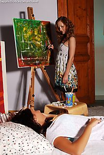 Seduced Painter pic #2